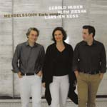 CD-Cover Mendelssohn